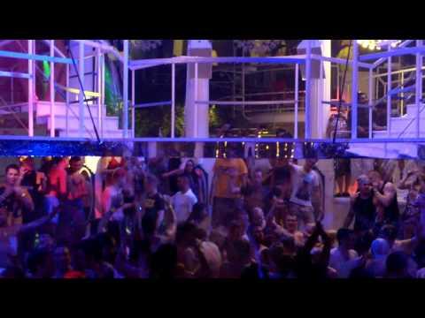 IBIZA 2012 Fiesta Del Aqua Water Party Paradis Club