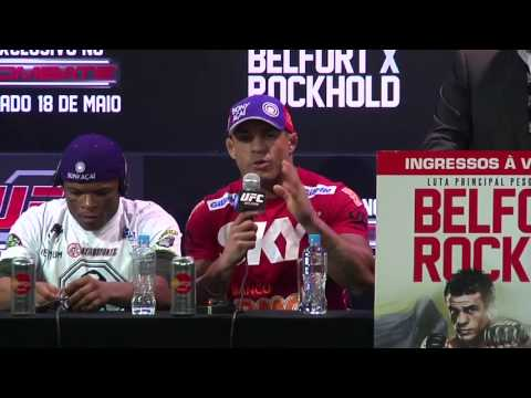 UFC on FX 8: Post-Fight Press Conference