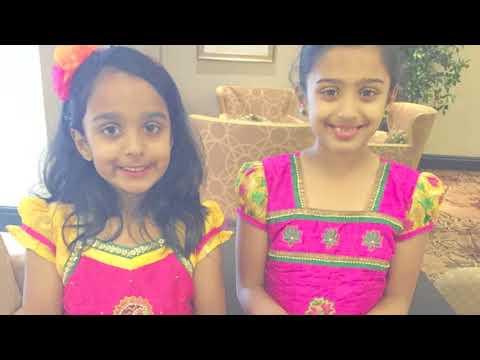 Sanvi & Satvi Half Sari Function thumbnail