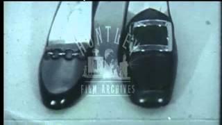 Charles Jordan Shoes, 1960's - Film 90299