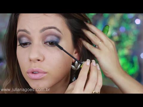 Maquiagem para Levantar o Olhar   Pálpebra Caída ou Gordinha