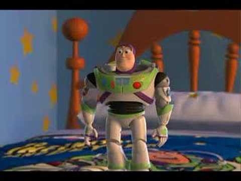 Toy Story -Pixar Bloopers Video