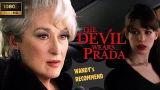 #throwbackthursday - THE DEVIL WEARS PRADA (2006) Bahasa Indonesia - Wandy's Recommend Episode 1