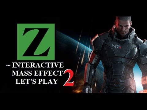 Mass Effect - INTERACTIVE LET'S PLAY! - Eden Prime Rib