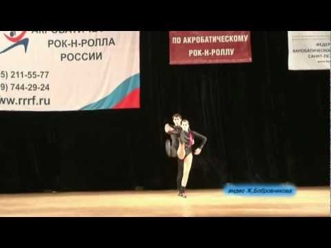 Olga Bysrova & Ivan Klimov - St. Petersburg Cup 2011