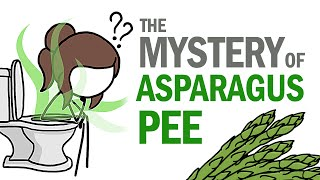 The Mystery Of Asparagus Pee