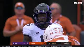 2018 - Game 4 - Texas vs. #17 TCU