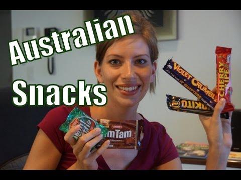 Australian Food Taste Test