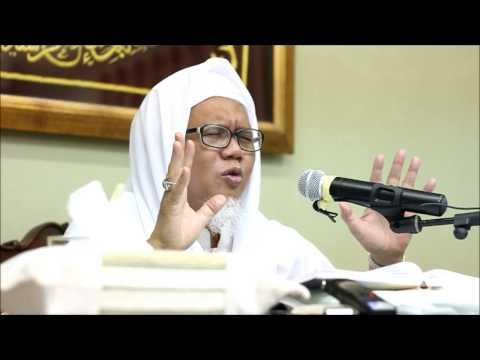 [ba'alawi Kl] Syeikh Ahmad Fahmi Zam Zam : Kitab Hikam - Hati video