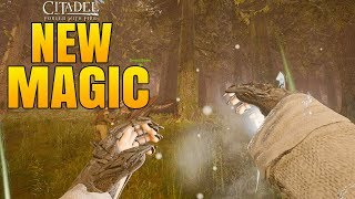 NEW MAGIC ABILITIES! - Citadel: Forged with Fire Gameplay #7