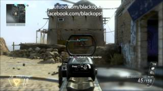 Black Ops 2 * Multiplayer Team Deathmatch * Yemen * BOTR Clan Match
