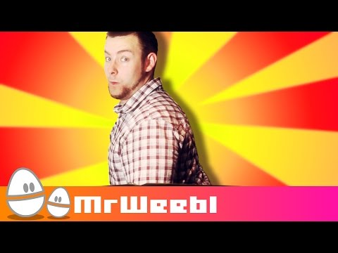 Tomska Behind Your Sofa : A MrWeebl Song