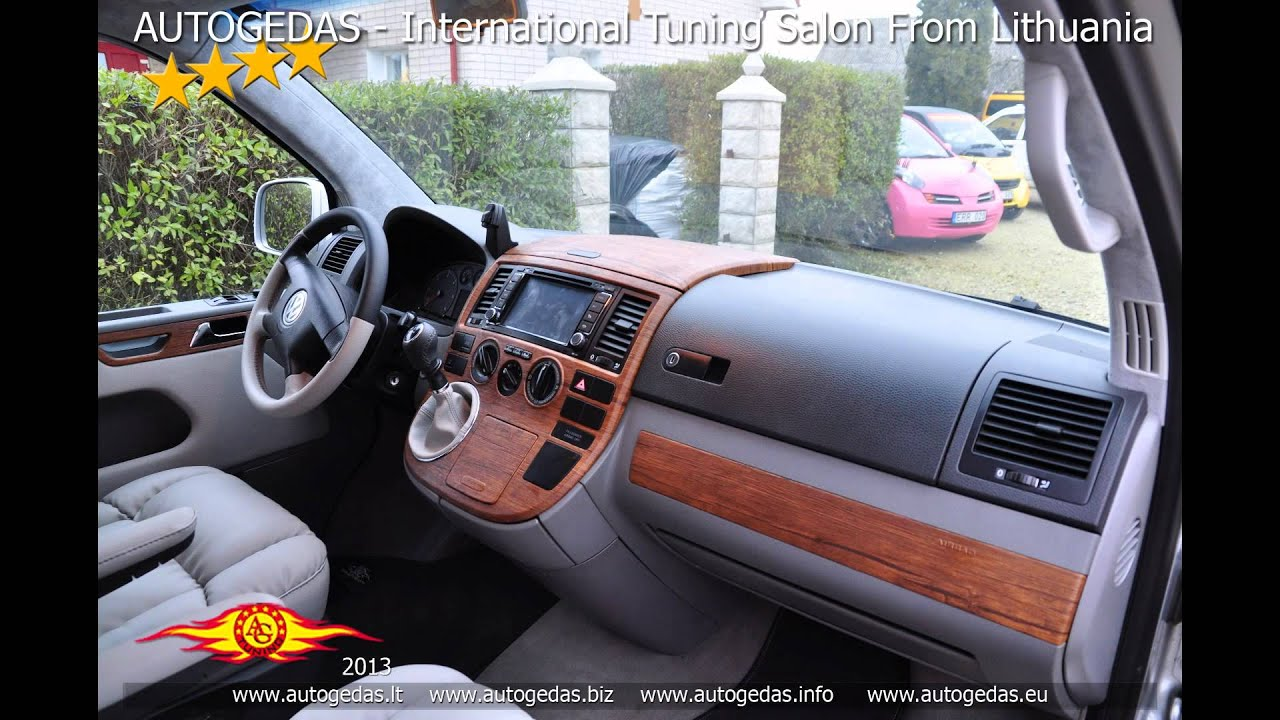 vw t5 transporter full tuning and moding youtube. Black Bedroom Furniture Sets. Home Design Ideas