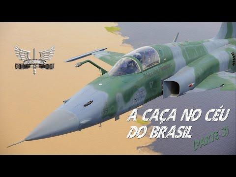 A caça no céu do Brasil (Parte 3)