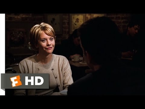 You've Got Mail (1/5) Movie CLIP - Very First Zinger (1998) HD
