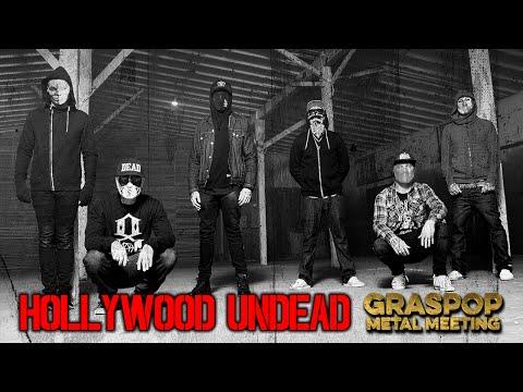 Hollywood Undead - Live at Graspop Metal Meeting 2015