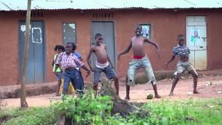 Viva africa by Eddy Kenzo dance video (by Galaxy African Kids)