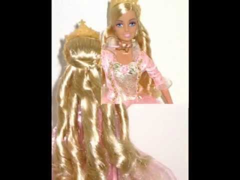 Barbie Princess And The Pauper Anneliese Doll 2004 YouTube