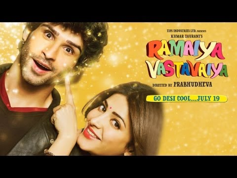 Ramaiya Vastavaiya New Trailer - The Complete Entertainer I...