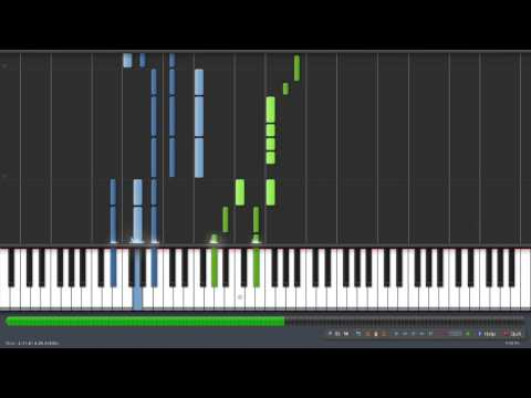 [Synthesia] Blake Lewis - Your Touch