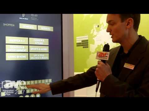 ISE 2017: 3d-Berlin VR Solutions Talks About Their Wayfinding Solution
