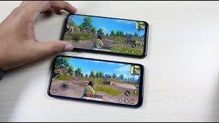 Redmi Note 7 Pro vs Realme 3 Pro PUBG Gaming Test Comparison Review   Hindi