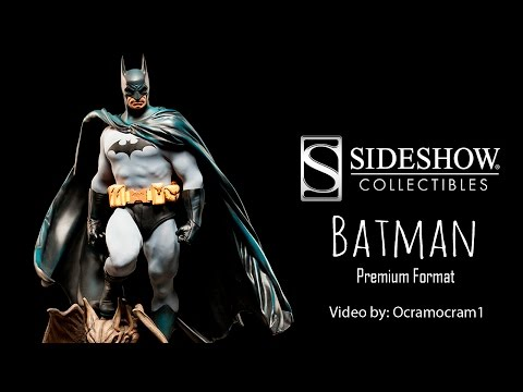 Batman Premium Format by Sideshow Collectibles