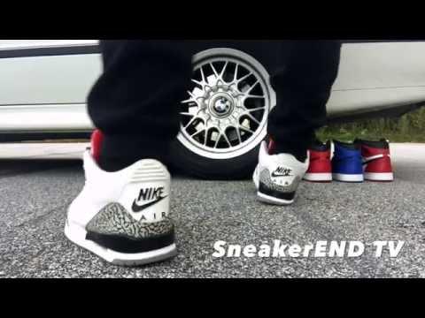 Nike Air Jordan 3 White Cement