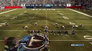 "Madden 19 online random opponent ""MY FIRST GAME ON"" I GOT THE TITANS!! MUST WATCH"