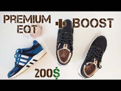 Обзор Adidas EQT Support 93/16 x Avenue