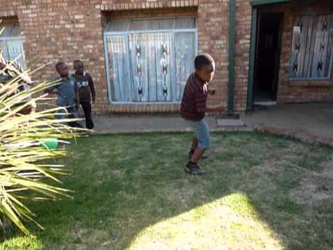 South African Dance Moves