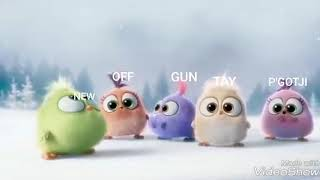 OFFGUN ft. TAYNEW,GODJI as Angry Birds