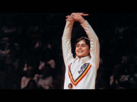 The 1st Perfect 10: How Nadia Comaneci Changed Gymnastics Forever