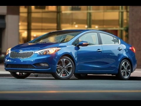 2014 Kia Forte EX Start Up and Review 2.0 L 4-Cylinder
