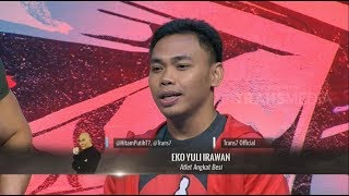 Eko Yuli, Juara Dunia Angkat Besi   HITAM PUTIH (14/11/18) Part 5