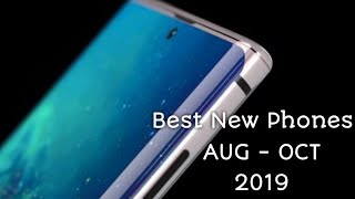Best Upcoming / New Phones to Buy from August - October 2019 !