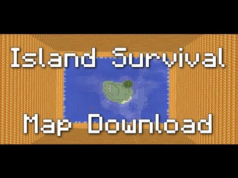 Minecraft Xbox 360: Lava Wall Survival Island Download