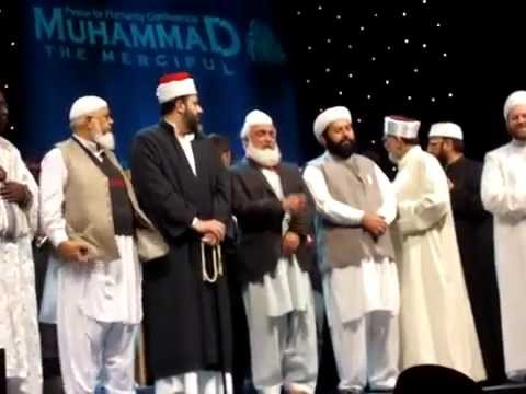 Qasida Burdah With Shaykh-ul-masha'ikh & Shaykh-ul-islam  Peace For Humanity Conference video
