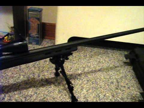 Remington 700 SPS Varmint .308 Long Range Weapon System.