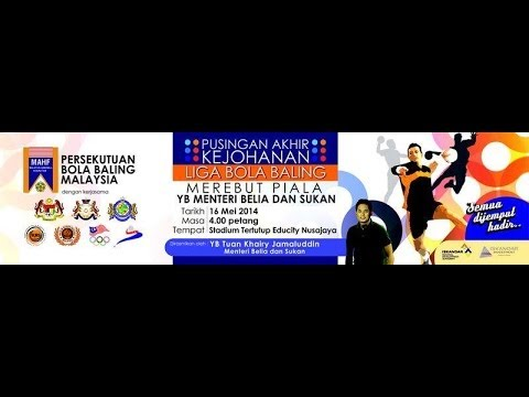 LIVE : Separuh Akhir Bola Baling Piala YB Menteri Belia & Sukan Malaysia (UITM vs UPSI)