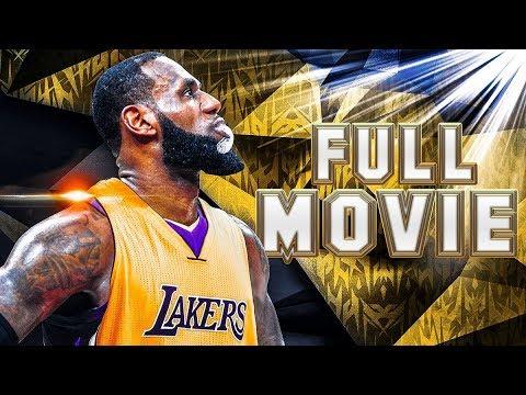 LeBron James 2018 Movie - The Legacy V - Full Movie *By Valdemar Surel Dahl*