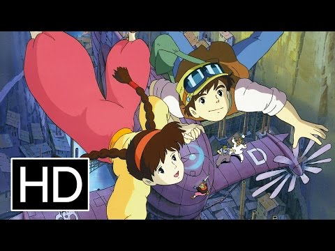 Laputa: Castle in the Sky - Official Trailer