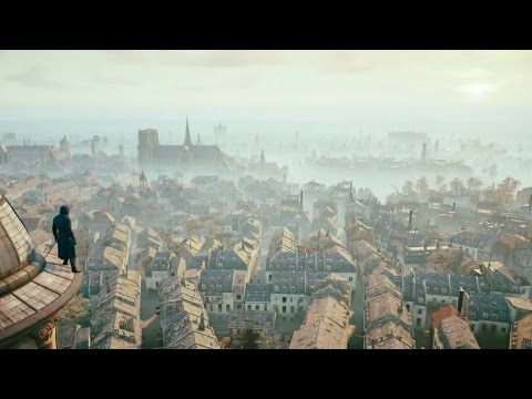 Assassin's Creed Unity Immersive Open-World Activities Trailer