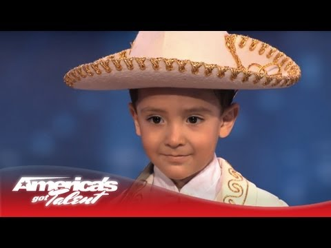 Ballet Folklorico Mestizo - Mariachi Dance With Knives - America's Got Talent 2013