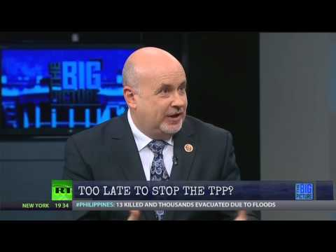 TPP...fast track to poverty in America? #1