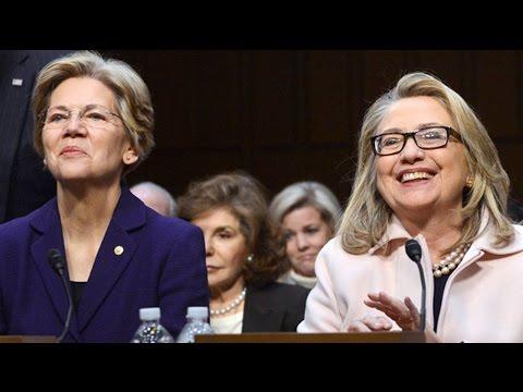 Vice President Elizabeth Warren?