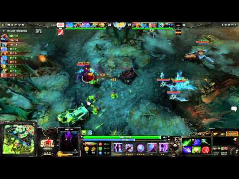 DSL - Group A - LGD.cn vs TongFu Game 1
