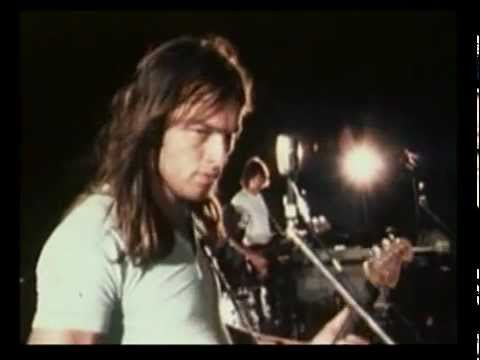 Pink Floyd  - Atom Heart Mother (live in Saint Tropez 1970)
