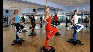 Скачать фитнес дома видео уроки для похудения на русском под музыку