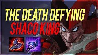 The Death Defying Shaco King - Stream Highlights #100